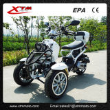 Vespa adulta de la rueda de la movilidad 50cc 3 de la gasolina/del gas