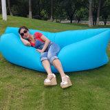 Base enchida do sofá do espaço do colchão ar inflável preguiçoso O da base de ar do sono de Bestway