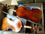 BV/SGS Bescheinigungs-Lieferant---Sinomusik antike rotbraune Violine für Verkauf
