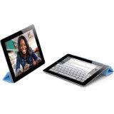 Cubierta elegante del soporte del plegamiento de Apple para el aire 2, 3, y 4 del iPad de Apple