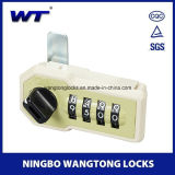 Customized Different Color Cabinet Door Combination Lock 9500