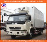 Freezer Van Truck für Meerestier-Transport-LKW für Verkäufe