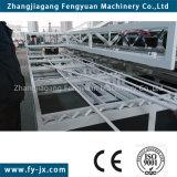 Machine en plastique de Belling de pipe de PVC de haute précision de ligne d'extrusion