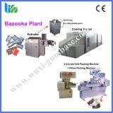 Подгонянный завод жевательной резинки Bazooka