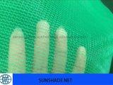 Plastiksonnenschutz-Netz im Flachdraht und im runden Draht