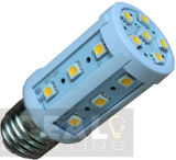 Luz de bulbo 5-15W do milho do diodo emissor de luz E27