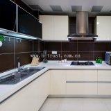 Película super do PVC de Matt com cores contínuas para gabinetes de cozinha