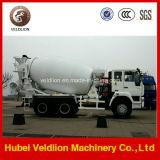 Sinotruk spezielles 6m3 6cbm 6 Kubikmeter-Betonmischer-LKW