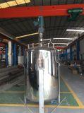 Edelstahl-Sammelbehälter-Reaktor für Fertigung