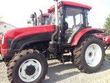 Yto 엔진을%s 가진 100HP 4WD 큰 농장 Traktor