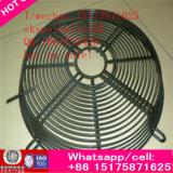 Motor de ventilador axial da ventilação do ventilador fixado na parede de alta temperatura 600mm industrial pequeno