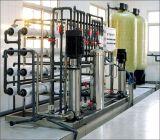 Pflanze der umgekehrten Osmose-4000L/H mit umgekehrte Osmose-Membranen-Druckbehälter