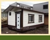 가벼운 강철 구조물 호화스러운 조립식 집