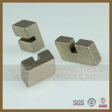 공장 직접 공급 다이아몬드 화강암 절단 잎 세그먼트