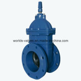 Actuated elettrico Gate Sluice Valve con il CE Approved (WDS) di iso