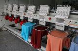 8つのヘッド15カラー高速コンピューター制御刺繍機械