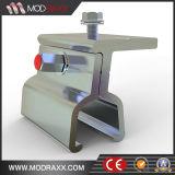 Parenthèse en aluminium anodisée par série de Moddraxx T5-6000 Klip-Lok 700 (314-0001)