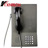 Telefone resistente dos serviços de banco do Anti-Motim do vândalo de Knzd-23 Koontech