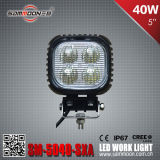 5 인치 40W 크리 말 LED Car Work Driving Light (SM-5040-SXA)