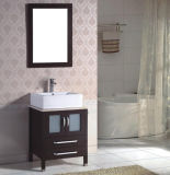 Modernes Type Floor Standing PVC Sanitary Ware mit Glass Door