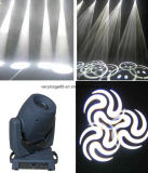 白い75W LED Moving Head Spot Beam Wash Light