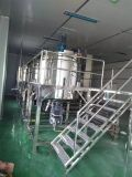 El tanque de mezcla Polished del acero inoxidable del espejo