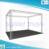 Triangle Truss F33를 가진 10*10FT Trade Show Stand Exhibition Truss