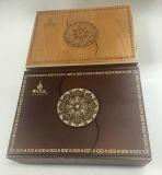 Коробка чая клена деревянная