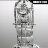 Fatto del tubo di acqua di vetro per il favo di vetro di fumo del diamante convoglia l'impianto offshore