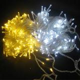 (ENST-100) шнур рождества 10m 100LEDs СИД освещает напольное