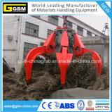 Encavateur hydraulique électrique de peau d'orange de roche de rebut de déchets de position d'encavateur de moteur