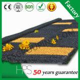 Azulejo de material para techos revestido de la piedra colorida de la ISO de Soncap