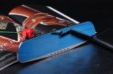 """Macchina fotografica doppia dello specchio dell'affissione a cristalli liquidi del contenitore 4.3 di tetto dell'automobile di HD DVR """" della parte posteriore posteriore della parte anteriore"""