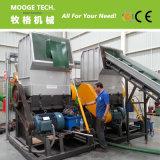 行をリサイクルしている携帯用びんペット1000のkg/h