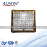0.25 Ml Glass Micro-Inserts com PP Spring