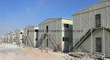 카타르 샌드위치 위원회를 가진 강철 Prefabricated 기숙사 집