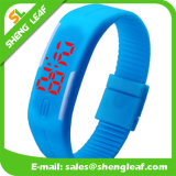 新しいスポーツ屋外LEDの接触腕時計学生の電子ブレスレットの腕時計