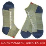 De Wol Terry Sport Sock van mensen