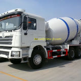 Mezclador concreto de China Shacman F3000 6X4