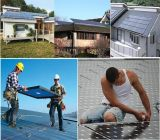Home Solar Power System with This RoHS Certifications