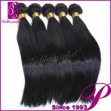 Prolongation brésilienne de cheveux soyeuse directement du fournisseur d'usine