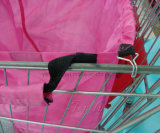 210dスーパーマーケットのためのポリエステルによってリサイクルされるショッピング・バッグ