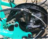 26 '' 4.0 vélo de montagne électrique de pouce 500W avec le frein à disque de F/R Tektro