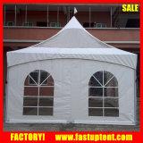 tente en aluminium de Carpas Eventos de pinacle de crête élevée de toit de 6m double