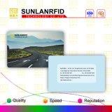 cartão da freqüência ultraelevada da microplaqueta de 860MHz -960MHz Monza R6 com número de Uid