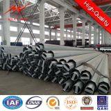 10m-15m Stahlpole für Übertragungs-Zeile