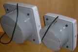 """Ventilateur d'extraction 6 """" /8 """" avec l'obturateur électrique"""