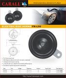 Type obtenu neuf klaxon de Seger de klaxon de véhicule 12V électrique de moto de klaxon de disque