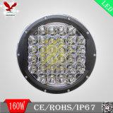 Neues 9inch LED nicht für den Straßenverkehr Arbeits-Licht 160W, Superhelligkeit