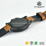 Het beste Horloge van de Gift van de Vezel van de Koolstof van China van de Groothandelaar van de Kwaliteit Naar maat gemaakte Echte
